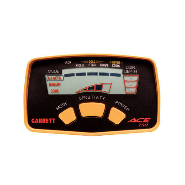 Detektor kovov GARRETT ACE 150