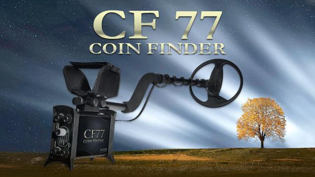 Detektor kovov NOKTA MAKRO CF77