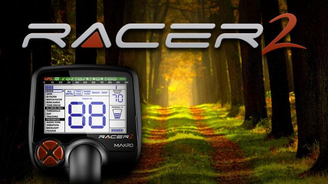 Detektor kovov NOKTA MAKRO RACER2