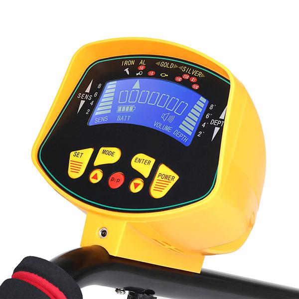 Detektor kovov NOX TEMPLAR