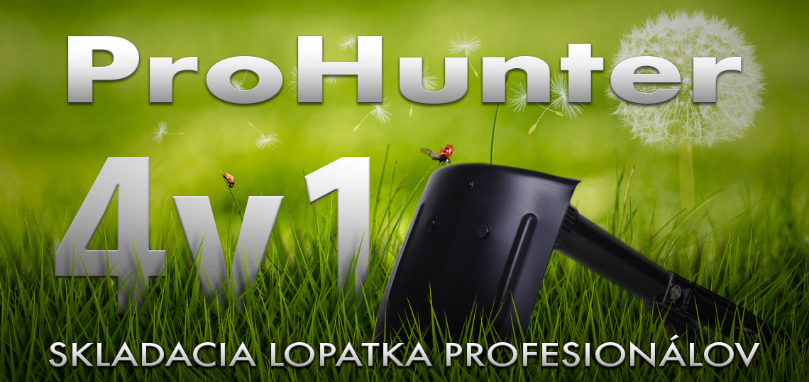 Lopatka ProHunter