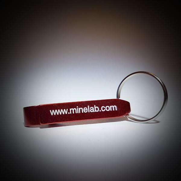 Kľúčenka MINELAB otvarák