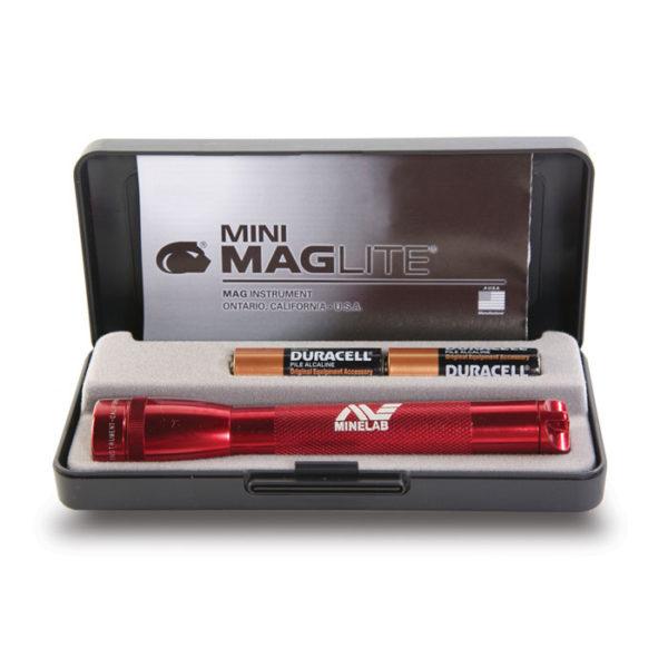 Svietidlo Mini Maglite